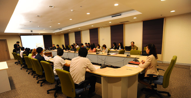 CAT cyfence ประชุมชี้แจงนโยบายและแผนปฏิบัติการฉุกเฉิน (Contingency Plan) ให้กระทรวง ICT