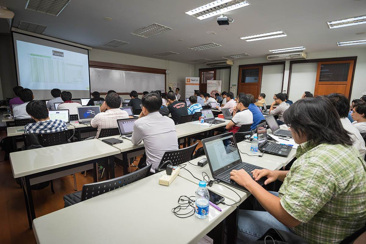 อบรม IT Security Workshop ยกระดับความปลอดภัยให้กับวงการไอที