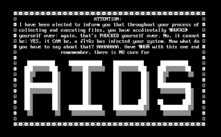 AIDS Ransomware