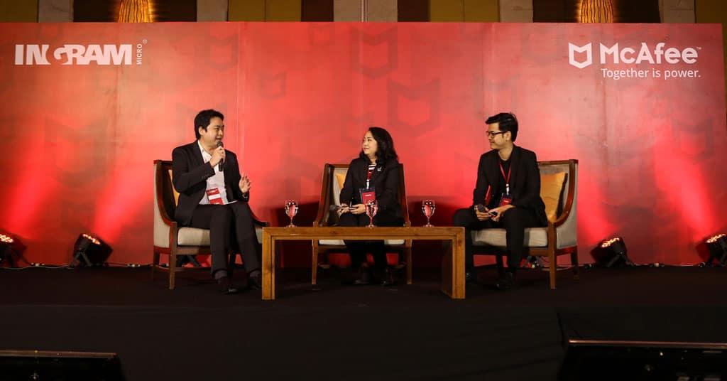 CAT cyfence แชร์ประสบการณ์เรื่องการจัดตั้งศูนย์ SOC ในงาน Cybersecurity Event 2017