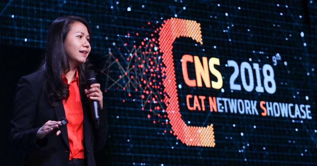 CAT cyfence ร่วมบรรยายในงาน CAT Network Showcase 2018