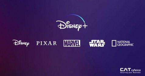 บัญชี Disney+ ถูกแฮกกว่าหลายพันบัญชี ภายในวันแรกที่เปิดตัว