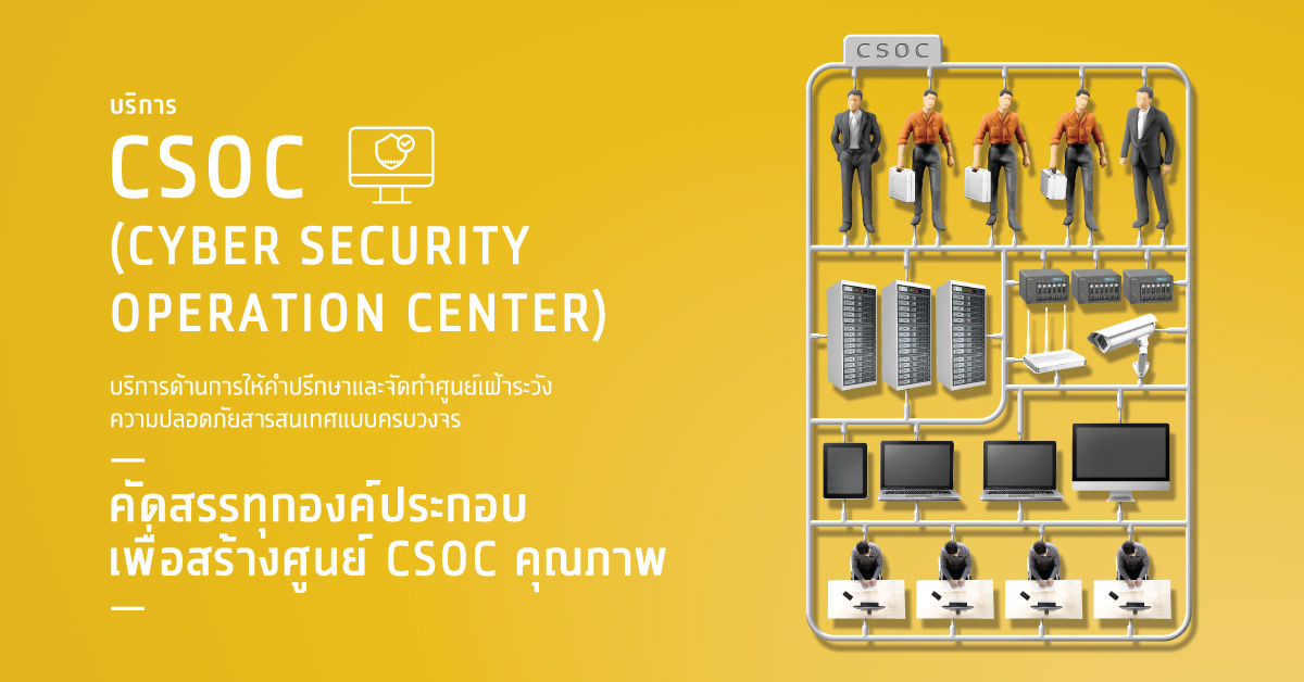 Cyber Security Operation Center (CSOC)